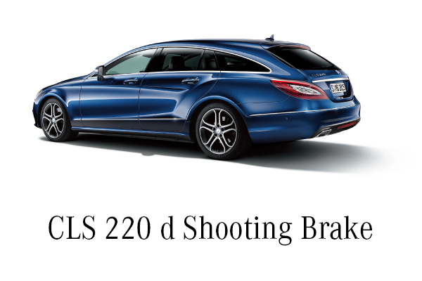 CLS 220 BlueTEC Shooting Brake