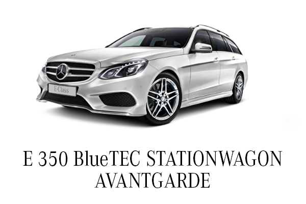 E 350 BlueTEC STATIONWAGON AVANTGARDE