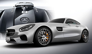Mercedes-AMG GT S Carbon Performance Limited