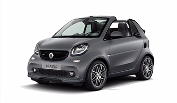 smart BRABUS cabrio Xclusive limited