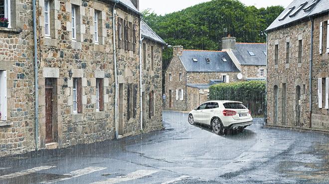 「雨の日も、不思議とリラックスできる」実は、そこに秘密があります。