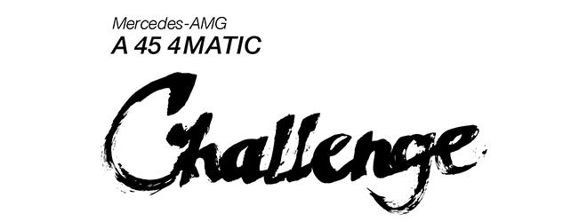 Mercedes-AMG A 45 4MATIC Challenge