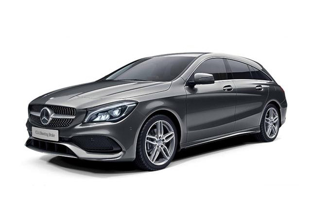CLA 180 Shooting Brake Sports