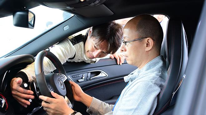 第3回 AMG 45 Driving Club レポート