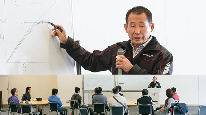 黒澤元治ドライビングメカニズム講義