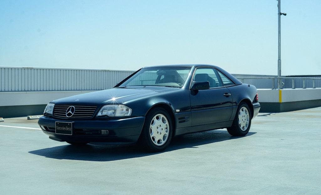 R129(SL320)1996年式