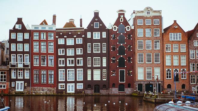 Day 4 : アムステルダム