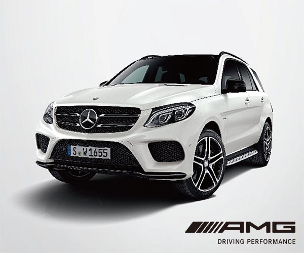 Mercedes-AMG GLE 43 4MATIC(オプション装着車)
