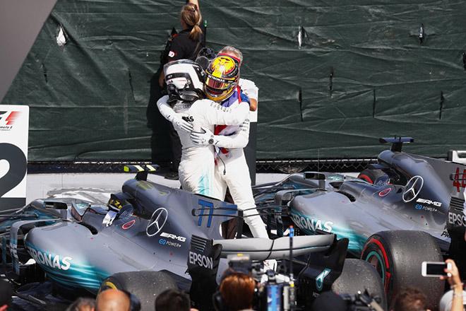 【F1】カナダGPは、今シーズン初の1・2フィニッシュ!