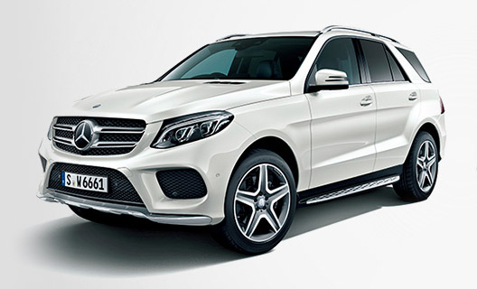 GLE 350 d 4MATIC Sports