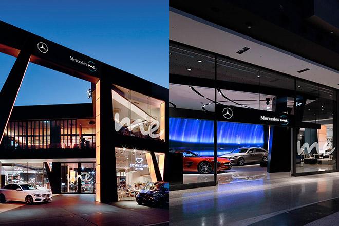 Mercedes me Tokyo(六本木)/Mercedes me Osaka