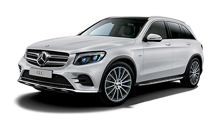 GLC 350 e 4MATIC Sports