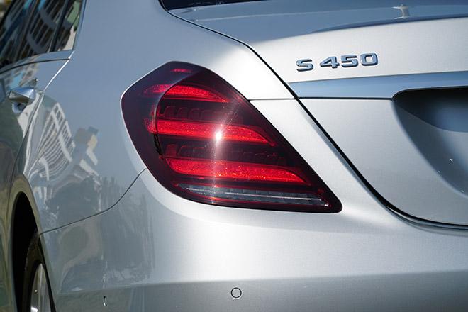 メルセデス・ベンツSクラスに新たに追加されたS450