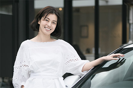 中林美和の笑顔画像