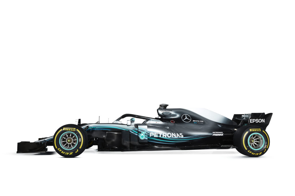 Mercedes W09 EQ Power+