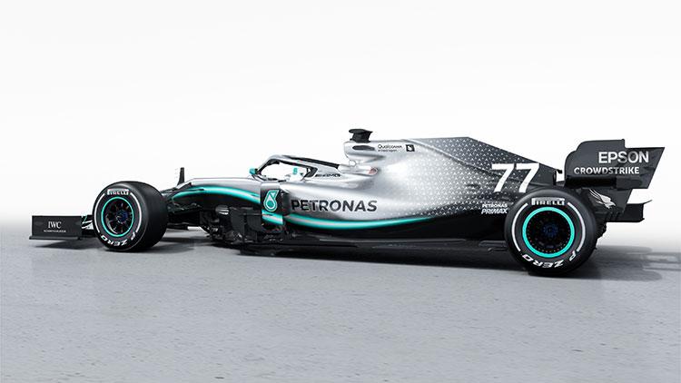 Mercedes-AMG F1 W10 EQ Power+