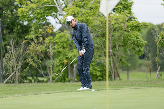 プロゴルファー土屋 健さん