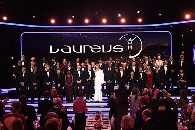 ローレウス・ワールド・スポーツ・アワード2018