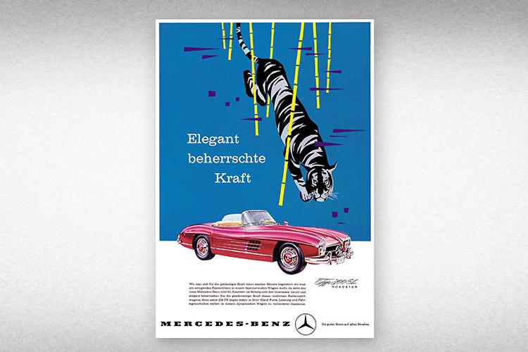 1956年のポスター