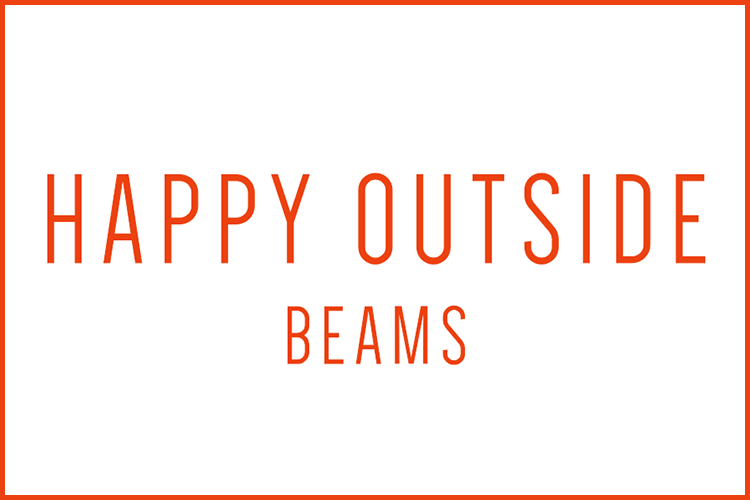 HAPPY OUTSIDE BEAMS