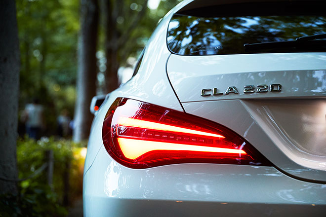 CLA 220 4MATIC Shooting Brake