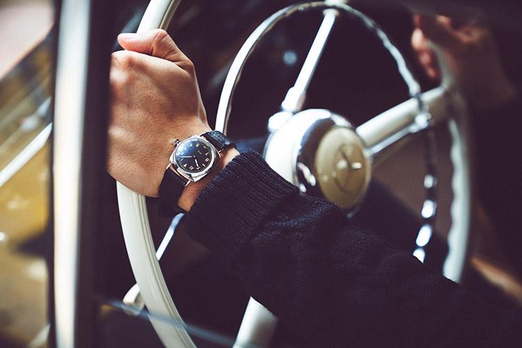 OLD JOEの腕時計
