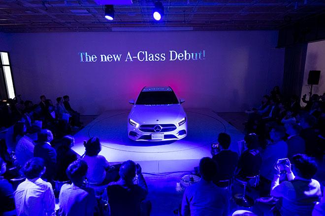 新型Aクラス