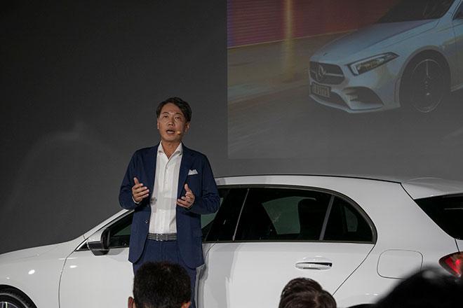 上野金太郎代表取締役社長兼CEO