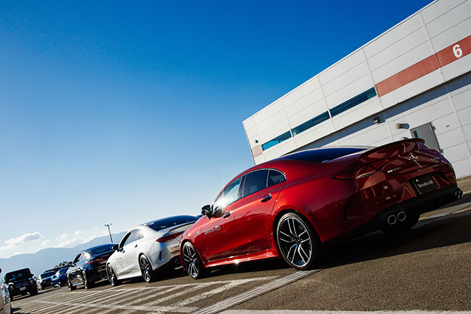 AMG Driving Academy