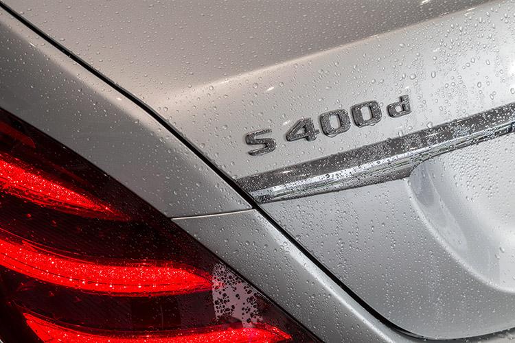 メルセデス・ベンツ S 400 d