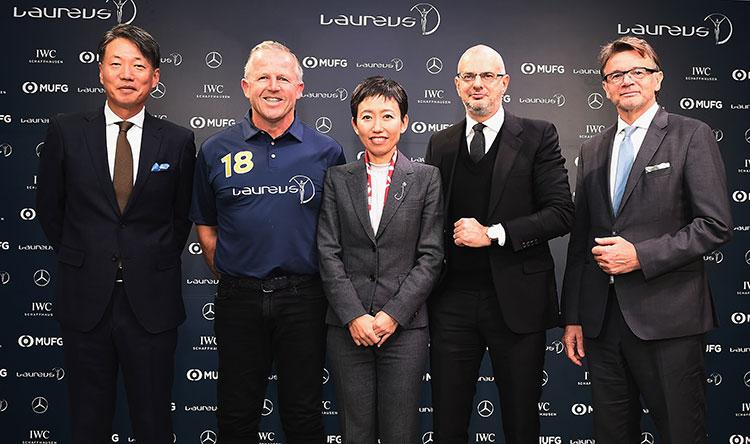 メルセデス・ベンツ日本、ローレウス・スポーツ・フォー・グッドの日本における支援活動をサポート