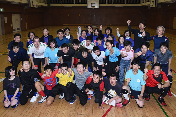 スペシャルオリンピックス日本