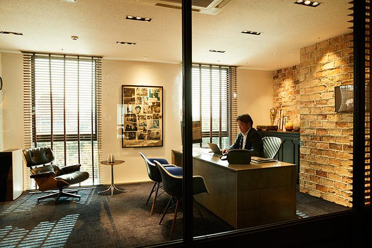 ユニオンゲートグループのオフィス