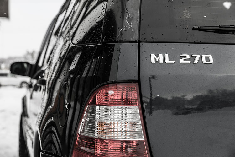 メルセデス・ベンツ ML 270 CDI