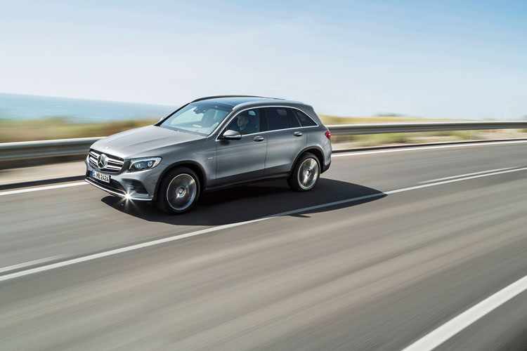 GLC 220 d 4MATIC Sports