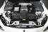 メルセデスAMG GT 4ドア クーペのエンジンルーム