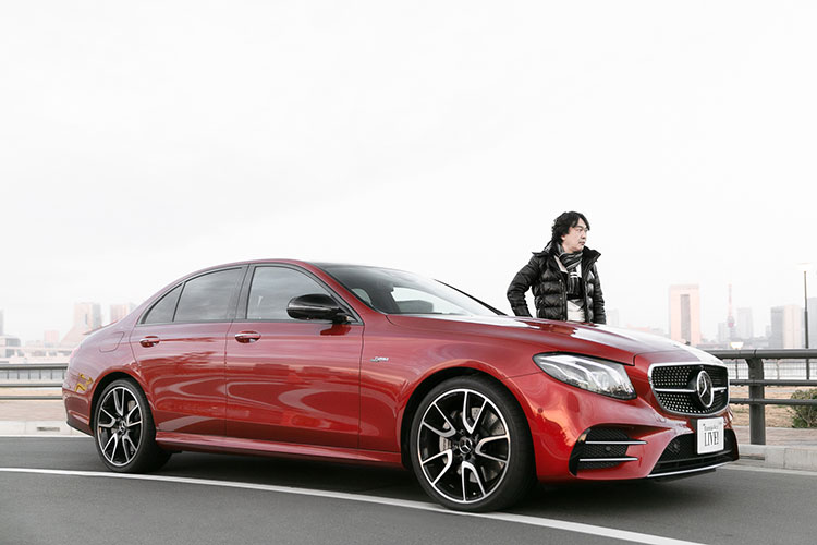 Mercedes-AMG E53 4MATIC+ (ISG搭載モデル)