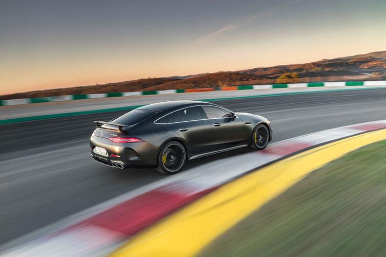 alt:Mercedes-AMG GT 4ドアクーペ