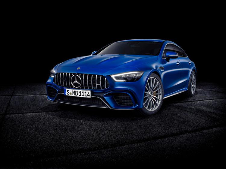 Mercedes-AMG GT 4ドアクーペ