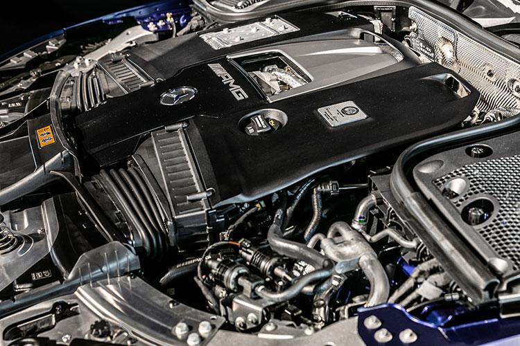 メルセデス AMG GT 63 S 4MATIC+