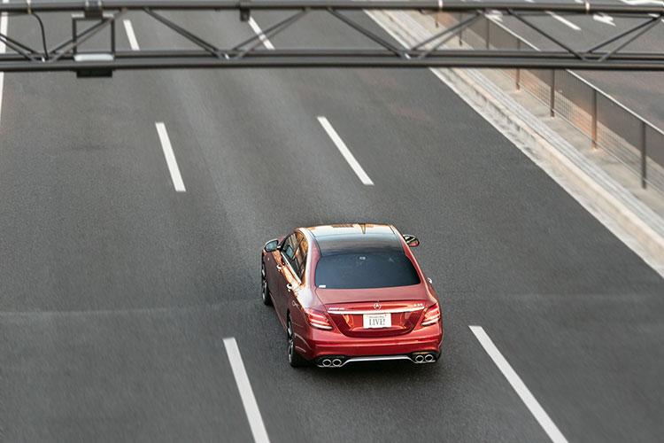 Mercedes-AMG E53 4MATIC+ (ISG搭載モデル)