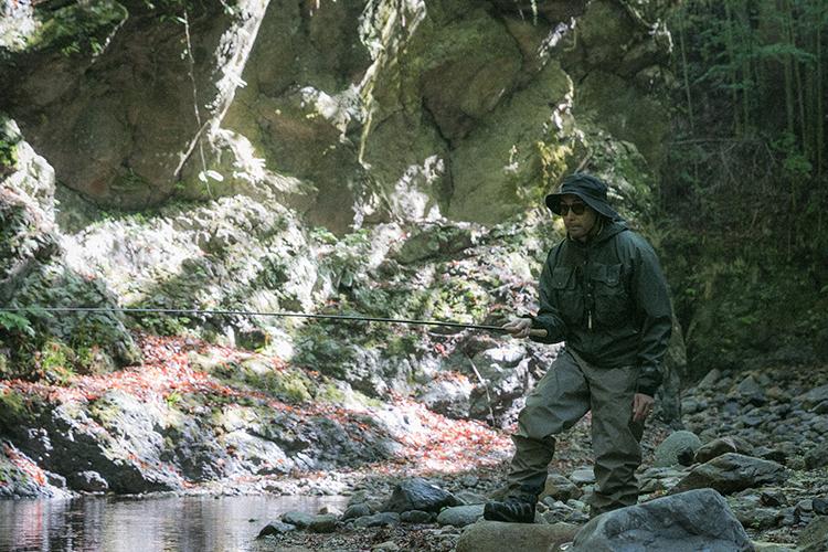 BEAMS釣り部主将がハマる。「テンカラ」の奥深き世界