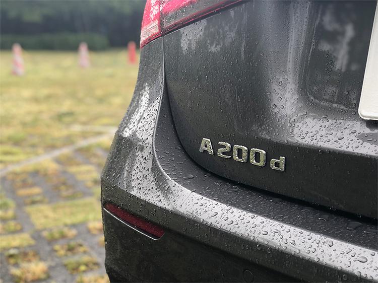 新モデル、A200dはベストAクラスの予感