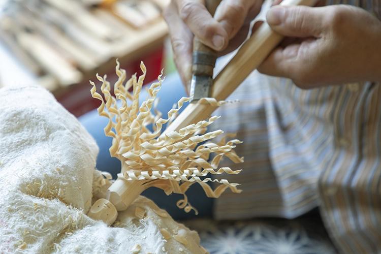 アイヌ文化を広く世に伝えた彫刻家、砂澤ビッキ終焉の地・音威子府村へ