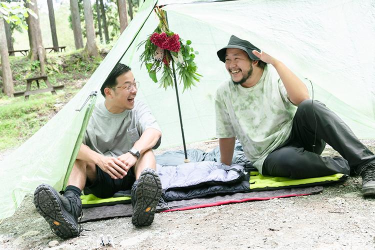 新型GLEで、ウルトラライトキャンプへGO!