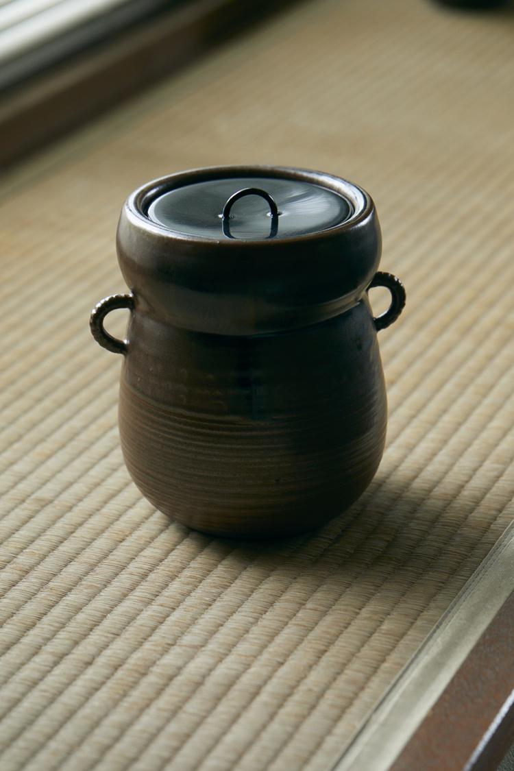 志戸呂焼 利陶窯