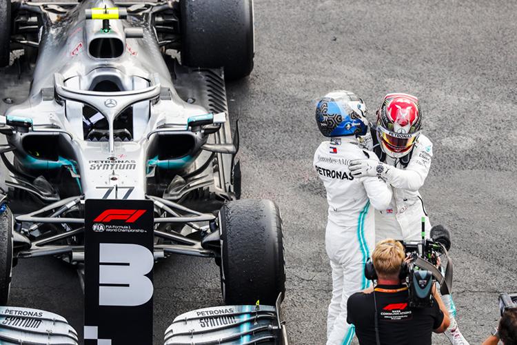 F1史上初、6年連続ダブルタイトル獲得!2019年F1を統括