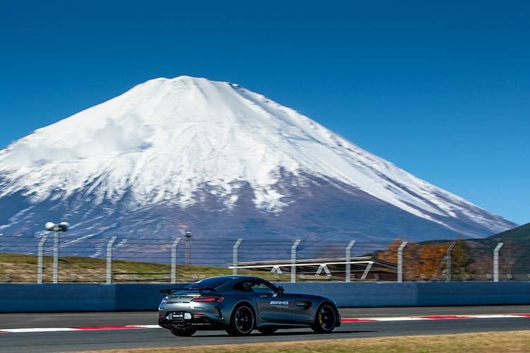 サーキットでAMGの真価を体感する「AMG DRIVING ACADEMY」参加レポート
