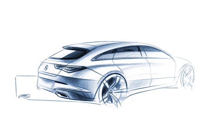 新型CLAにみるメルセデス・ベンツのデザイン哲学