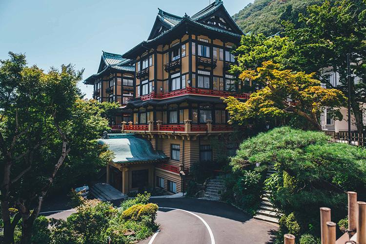 富士屋ホテル/Fujiya Hotel